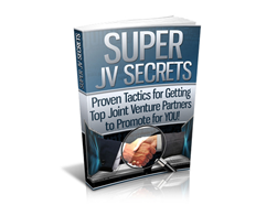 Super JV Secrets