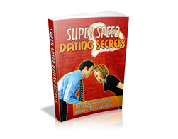 Free PLR eBook – Super Speed Dating Secrets