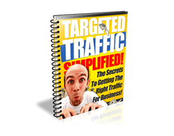 Free PLR eBook – Targeted Traffic Simplified