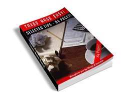 Free MRR eBook – Taxes Made Easy!