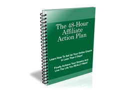 Free PLR eBook – The 48 Hour Affiliate Action Plan