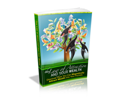 Free MRR eBook – The Law of Attraction and Your Wealth