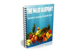 Free PLR eBook – The Paleo Blueprint