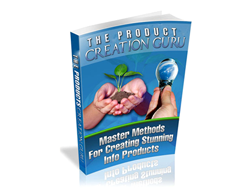 Free PLR eBook – The Product Creation Guru