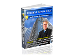 Free PLR eBook – Think & Grow Rich for Internet Entrepreneurs