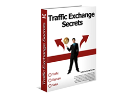 Free PLR eBook – Traffic Exchange Secrets
