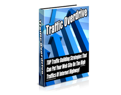 Free PLR eBook – Traffic Overdrive