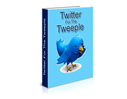 Free PLR eBook – Twitter for the Tweeple