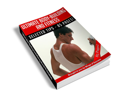 Free MRR eBook – Ultimate Body-Building and Fitness