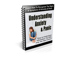 Free PLR Newsletter – Understanding Anxiety and Panic