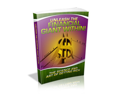 Free PLR eBook – Unleash the Financial Giant Within!