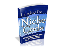 Free PLR eBook – Unlocking the Niche Code
