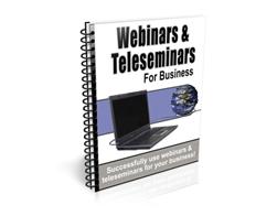Free PLR Newsletter – Webinars and Teleseminars
