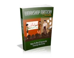Free MRR eBook – Workshop Mastery Secrets
