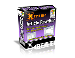 Free MRR Software – Xtreme Article Rewriter