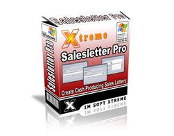 Free MRR Software – Xtreme Salesletter Generator