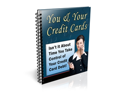 Free PLR Newsletter – You and Your Credit Cards