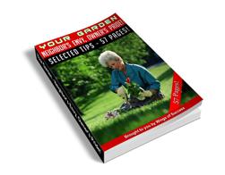 Free MRR eBook – Your Garden – Neighbor's Envy, Owner's Pride!