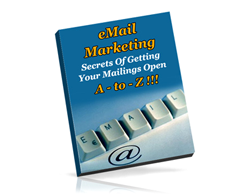 Free PLR eBook – eMail Marketing A-to-Z