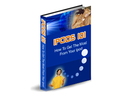 Free PLR eBook – iPods 101