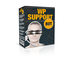 Free MRR Software – WP Support Bot