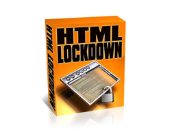 Free PLR Software – HTML Lockdown