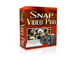 Free PLR Software – Snap Video Pro
