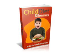 Free MRR eBook – Child Diet Dilemma
