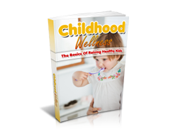 Free MRR eBook – Childhood Wellness