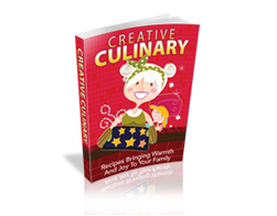 Free MRR eBook – Creative Culinary