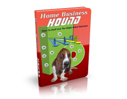 Free MRR eBook – Home Business Hound