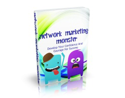 FI-Network-Marketing-Monster