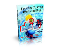 Free MRR eBook – Secrets to Free Web Hosting