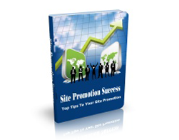 Free MRR eBook – Site Promotion Success