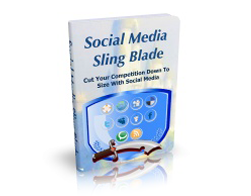 Free MRR eBook – Social Media Sling Blade