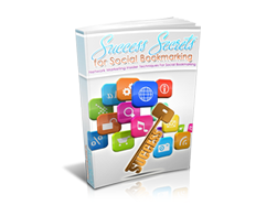 Free MRR eBook – Success Secrets for Social Bookmarking