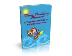 Free MRR eBook – Team Building Tsunami