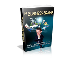 Free MRR eBook – The Business Brains