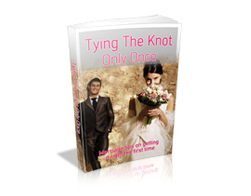 Free MRR eBook – Tying the Knot Only Once