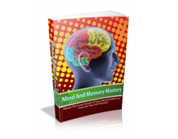 Free MRR eBook – Mind and Memory Mastery