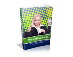 Free MRR eBook – Personal Productivity