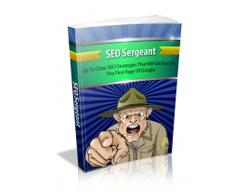 Free MRR eBook – SEO Sergeant