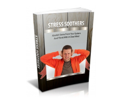 Free MRR eBook – Stress Soothers