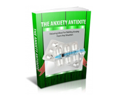 Free MRR eBook – The Anxiety Antidote