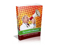 Free MRR eBook – The Leader's Blueprint