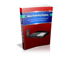 Free MRR eBook – Video Marketing Mayhem